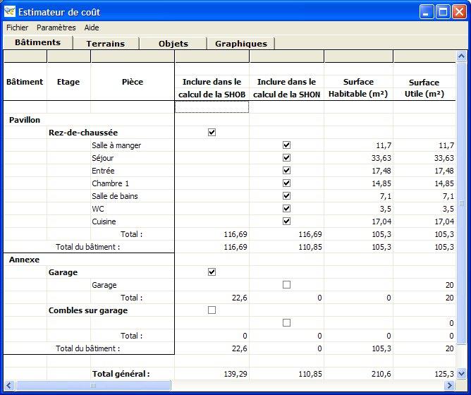 Surface utile surface utilisable - Calcul surface utile bureaux ...