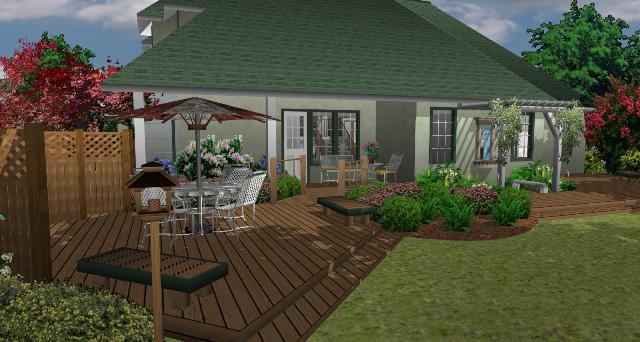 emejing logiciel terrasse jardin gratuit pictures - design trends ... - Logiciel Plan Exterieur Maison 3d Gratuit