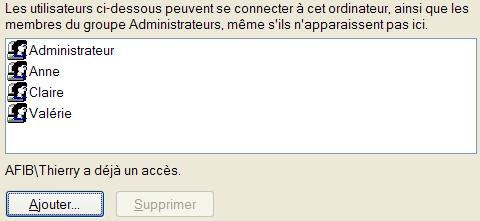 Utilisez le bureau distance avec un navigateur web - Raccourci connexion bureau a distance ...