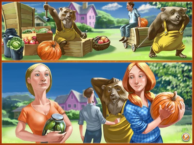Веселой фермы 3. Веселая ферма 3. Русская рулетка / Farm Frenzy 3 R…