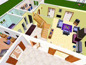 architecte 3d expert CAD 2007 TRACKERSURFEUR preview 1
