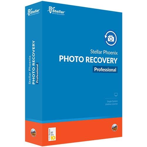 Stellar Phoenix Photo Recovery 8Professional pour Mac