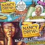 Pack Nancy Drew Duo