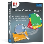 Turbo View et Convert