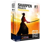 Sharpen projects professiona