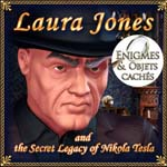Laura Jones & the Secret...