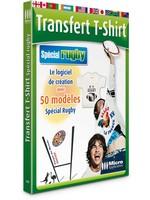 Transfert T-Shirt Rugby
