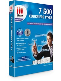 Image miniature 7500 Courriers Types