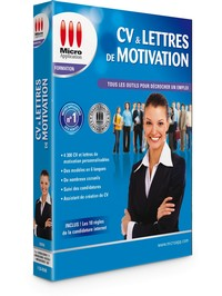 Image miniature CV & Lettres de motivation