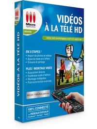 Image miniature Vidéos à la Télé HD