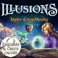 Image miniature Magic Encyclopedia 3: Illusi