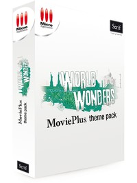 Image miniature MoviePlus X6 - Pack World Wo