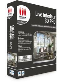 live intérieur 3d pro - mac