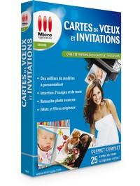 Image miniature Cartes de Voeux & Invitation