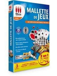 Image miniature Mallette de jeux