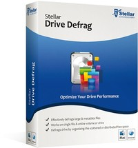Image miniature Drive Defrag Mac