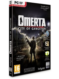 Image miniature Omerta - City of Gangsters -