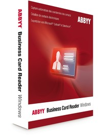 Image miniature ABBYY Business Card Reader