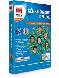 Image miniature Le Généalogiste Deluxe - MAJ