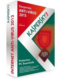 Image miniature Kaspersky Antivirus 2013 - 1