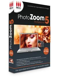 Image miniature PhotoZoom 5 Pro