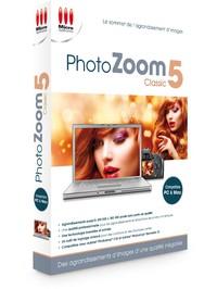 Image miniature PhotoZoom 5 Classic MAC