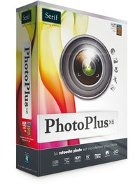 Image miniature PhotoPlus X6Mise à jour