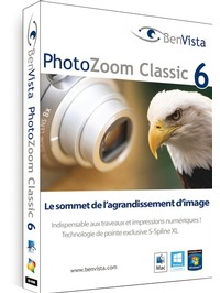 Image miniature PhotoZoom 6 Classic Windows