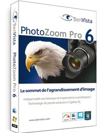 Image miniature PhotoZoom 6 Pro - Mac®