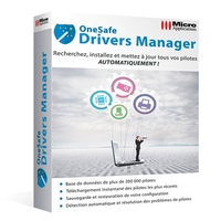 Image miniature OneSafe Drivers Manager -MàJ