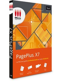 Image miniature PagePlus X7