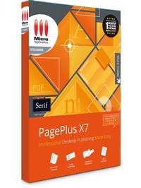 Image miniature PagePlus X7 - Mise à jour