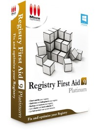 Image miniature Registry First Aid Platinum