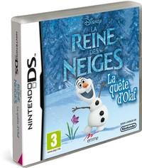 Image miniature La Reine Des Neiges - DS