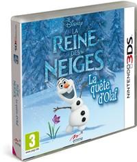 Image miniature La Reine Des Neiges - 3DS
