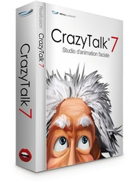 Image miniature CrazyTalk 7 - Version Window