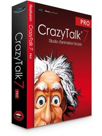 Image miniature CrazyTalk 7 Pro - Version Wi