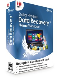 Image miniature Data Recovery 6 Home