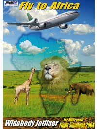 Image miniature Add-on FS2004 - Fly to Afric