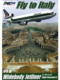 Image miniature Add-on FSX - Fly to Italy