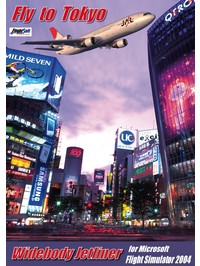 Image miniature Add-on FS2004 - Fly to Tokyo