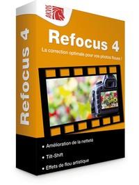 Image miniature Refocus 4 pour Mac
