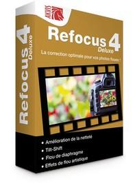 Image miniature Refocus 4 Deluxe pour Mac