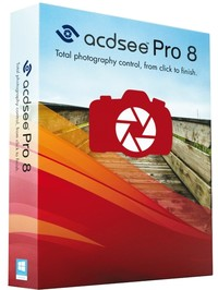 Image miniature ACDSee Pro 8 - Mise à Jour