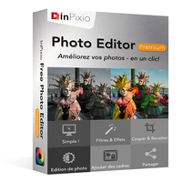 Image miniature InPixio Photo Editor Premium