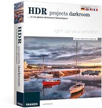 Image miniature HDR projects darkroom Mac