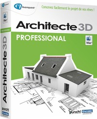 Le Logiciel D 39 Architecture Architecte 3d Pour Macintosh