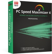 Image miniature PC Speed Maximizer 4 Pro