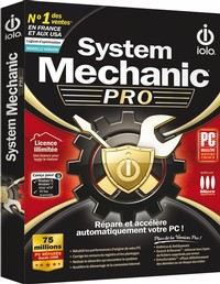 Image miniature System Mechanic Pro 14 - MAJ