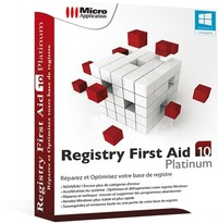 Image miniature Registry First Aid 10 Platin